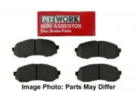 Honda Acty TC & VH Front Brake Pad Kit