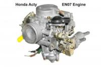 Honda Acty Factory Rebuilt Carburetor: HA3, HH3, HA4, HH4 E07A Engine