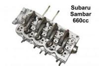 Subaru Sambar KS3, KS4, KV4, KV3  Cylinder Head
