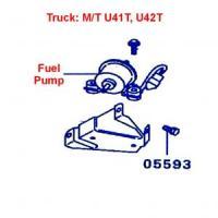 Mitsubishi Minicab Fuel Pump MT U41T, U42T