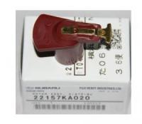 Subaru Sambar: KS3, KS4, KV3, KV4 Point Type Carbureted Distributor Rotor: Denso
