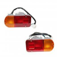 Mitsubishi Minicab Rear Tail Lamp Set U41T, U42T Trucks