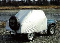 Suzuki Jimny Half Body Cover